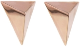 Jennifer Fisher Extra Large Triangles Stud Earrings