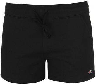 Champion Fleece Logo Shorts
