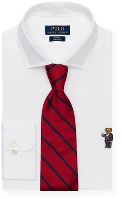 Ralph Lauren Slim Fit Martini Bear Shirt