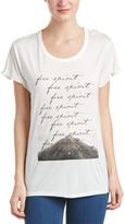 Haute Hippie Graphic T-Shirt