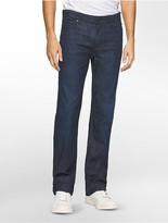 Calvin Klein Straight Leg Wakefield Wash Jeans
