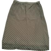Marc Jacobs Silk mid-length skirt