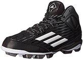 adidas Poweralley 3 TPU Mid J Baseball Shoe (Little Kid)