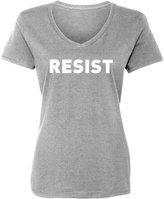 Indica Plateau Womens Resist Vneck T-Shirt