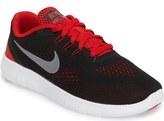 Nike 'Free RN' Running Shoe (Big Kid)