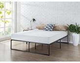 """Lorelei Zinus 14"""" Platforma Bed Frame, King"""
