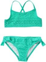 Crazy 8 Crochet Bikini