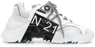 No.21 Limited edition Billy Sneakers