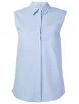 Alexander Wang wrap back sleeveless shirt