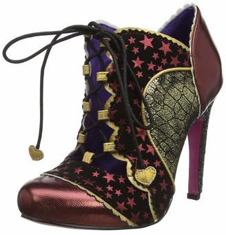Poetic Licence by Irregular Choice Women's Halston Closed Toe Heels