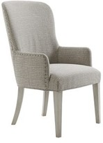Lexington Oyster Bay Baxter Upholstered Dining Chair Upholstery Color: Ivory