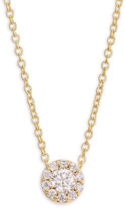 Hearts On Fire Fulfillment 18K Yellow Gold & Diamond Pendant Necklace