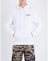 Stussy Sunset cotton-jersey hoody