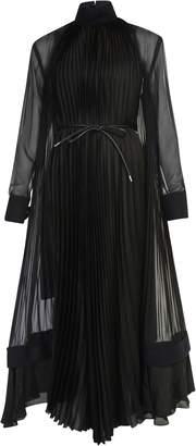 Sacai Pleated Dress