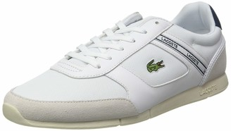 Lacoste Men's Menerva Sport 0120 1 CMA Sneaker Black Blk Off Wht 10.5 UK (45 EU)
