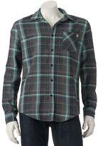 DC Men's Shoe Co Atlas Woven Button-Down Shirt