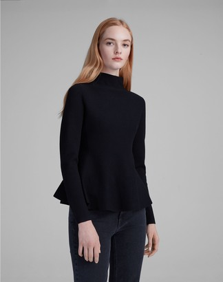Club Monaco Milano Peplum Sweater