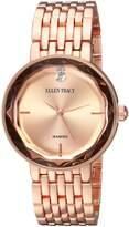 Ellen Tracy Women's Quartz Metal and Alloy Casual Watch, Color:-Toned (Model: ET5275RG)