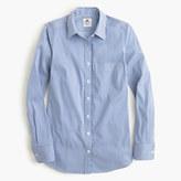 Thomas Mason for J.Crew stretch shirt in stripe