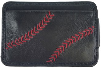 Rawlings Sports Accessories Baseball Stitch Money Clip Wallet