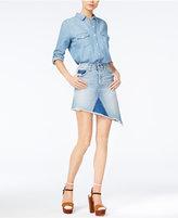 Joe's Jeans Asymmetrical Denim Skirt