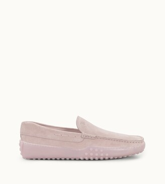 Tod's Gommino Slipper in Suede