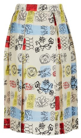 Thumbnail for your product : Marni Midi skirt