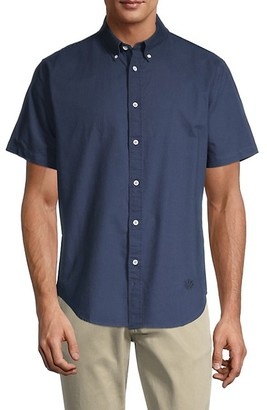 Rag & Bone Short-Sleeve Shirt