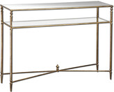 Uttermost Henzler Mirrored Glass Console Table