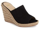 Johnston & Murphy Women's Myrah Wedge Slide Sandal