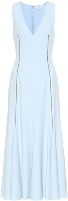Gabriela Hearst Annabelle wool and silk dress