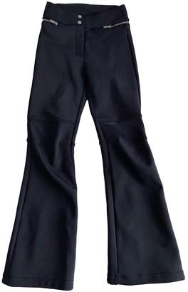 Fusalp Blue Trousers for Women