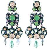 Tory Burch Beaded Chandelier Earrings Earring