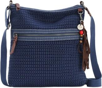 The Sak Lucia Crochet Crossbody Handbag