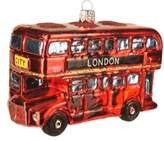 Nordstrom London Bus Handblown Glass Ornament