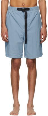 Alexander Wang Blue Water Swimsuit