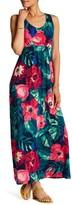 Tommy Bahama Paradise Poppies Print Maxi Dress