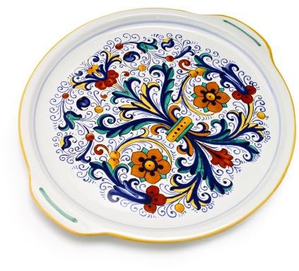 Sur La Table Nova Deruta Round Platter