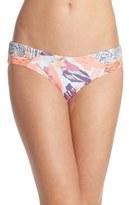 Maaji 'Surfer Brushes' Reversible Bikini Bottoms