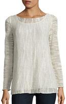 Lafayette 148 New York Glisten Sweater