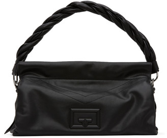 Givenchy Black Large ID93 Clutch