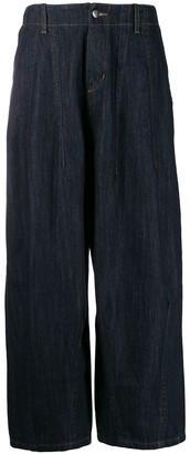 Societe Anonyme Wide-Leg Jeans