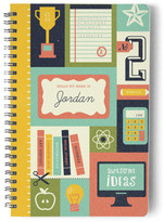 Minted School's In Day Planner, Notebook, or Address Book