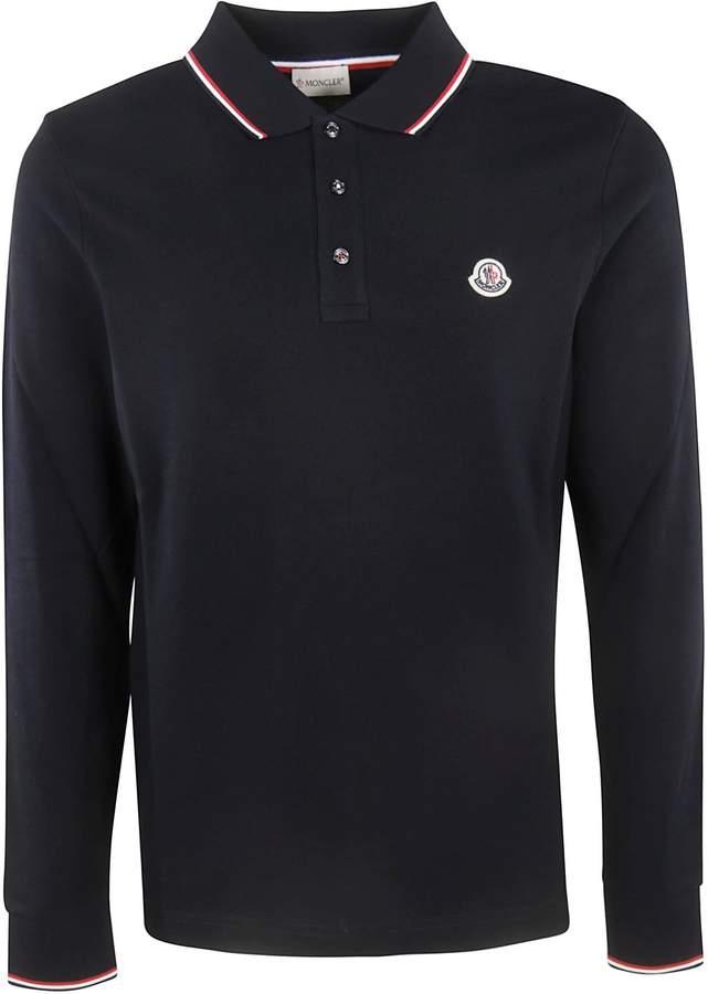 a11fbee44 Long Sleeve Polo Shirt