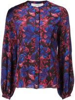 Carolina Herrera floral print blouse