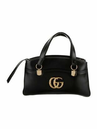 Gucci 2018 Arli Top Handle Bag Black