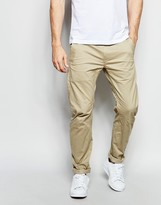 G-star Chinos Bronson 3d Slim Fit Stretch Twill In Sahara