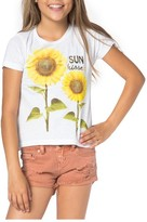 O'Neill Girl's Sun Kissed Graphic Tee