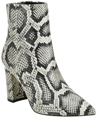 Marc Fisher Ulani Leather Bootie
