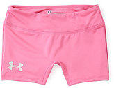 "Under Armour Big Girls 7-16 HeatGear® Sonic 3"" Shorts"